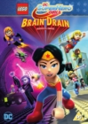 LEGO DC Superhero Girls: Brain Drain - DVD