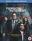 Person of Interest: The Complete Fifth and Final Season - Blu-ray