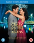 Crazy Rich Asians - Blu-ray