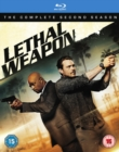 Lethal Weapon: The Complete Second Season - Blu-ray