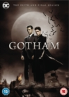 Gotham: The Fifth and Final Season - DVD