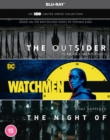 The Outsider/Watchmen/The Night Of - Blu-ray