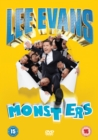 Lee Evans: Monsters - DVD