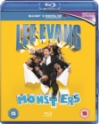 Lee Evans: Monsters - Blu-ray