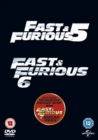 Fast & Furious 1-6/Fast & Furious 7 Sneak Peek - DVD
