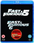 Fast & Furious 1-6/Fast & Furious 7 Sneak Peek - Blu-ray