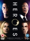 Heroes: The Complete Collection - DVD
