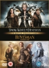 Snow White and the Huntsman/The Huntsman - Winter's War - DVD