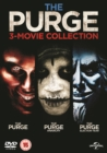 The Purge: 3-movie Collection - DVD