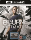 The Bourne Ultimatum - Blu-ray