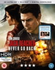 Jack Reacher - Never Go Back - Blu-ray
