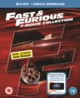Fast & Furious: 7-movie Collection - Blu-ray