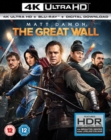 The Great Wall - Blu-ray