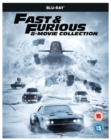 Fast & Furious: 8-movie Collection - Blu-ray