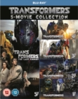 Transformers: 5-movie Collection - Blu-ray
