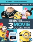 Illumination Presents: 3-movie Collection - Blu-ray