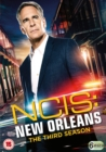 NCIS New Orleans: The Third Season - DVD
