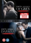 Fifty Shades: 2-movie Collection - DVD