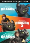How to Train Your Dragon: 1-3 - DVD