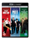 Shaun of the Dead/Hot Fuzz/The World's End - Blu-ray