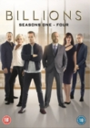 Billions: Seasons One - Four - DVD