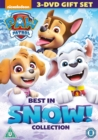 Paw Patrol: Best in Snow Collection - DVD