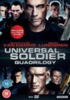 Universal Soldiers Quadrilogy - DVD