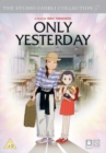 Only Yesterday (English Version) - DVD