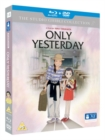Only Yesterday (English Version) - Blu-ray