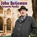 John Betjeman Reads Favourite Poems - CD
