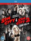 Sin City/Sin City 2 - A Dame to Kill For - Blu-ray