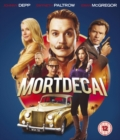 Mortdecai - Blu-ray