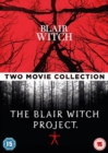 Blair Witch: Two Movie Collection - DVD