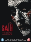 Saw: The Legacy Collection - DVD