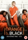Orange Is the New Black: Seasons One-six - DVD