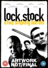 Lock, Stock and Two Smoking Barrels - DVD