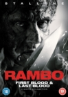 Rambo: First Blood & Last Blood - DVD