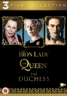 The Iron Lady/The Queen/The Duchess - DVD