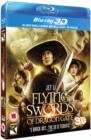 Flying Swords of Dragon Gate - Blu-ray