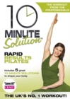 10 Minute Solution: Rapid Results Pilates - DVD