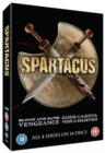 Spartacus: The Complete Collection - DVD