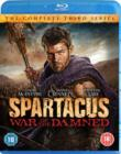 Spartacus - War of the Damned - Blu-ray