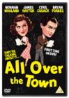 All Over the Town - DVD