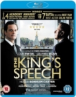 The King's Speech - Blu-ray