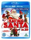 Saving Santa - Blu-ray