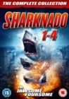 Sharknado 1-4 - DVD