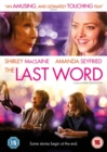 The Last Word - DVD