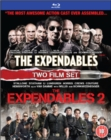 The Expendables/The Expendables 2 - Blu-ray