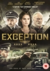 The Exception - DVD