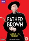 Father Brown: Series 1-4 - DVD